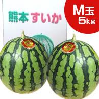 こだわりの完熟スイカ 熊本和水産